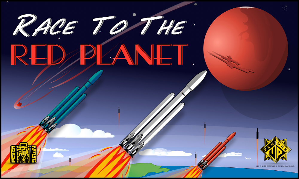 Race to the Red Planet